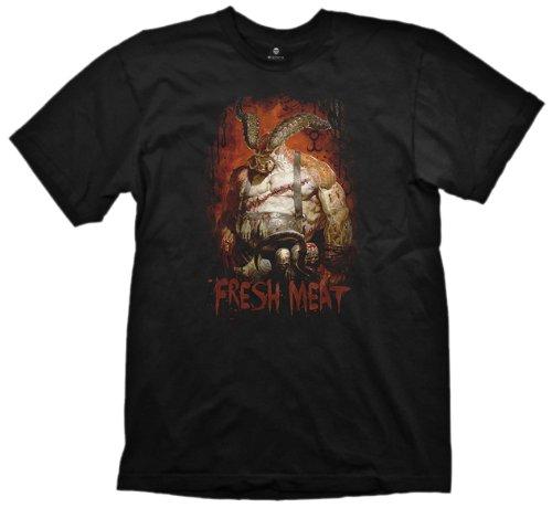 Diablo-III-T-Shirt-Butcher-Gre-M