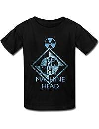 Adult Awesome Slim Fit Machine Head T-shirt XXXX-L
