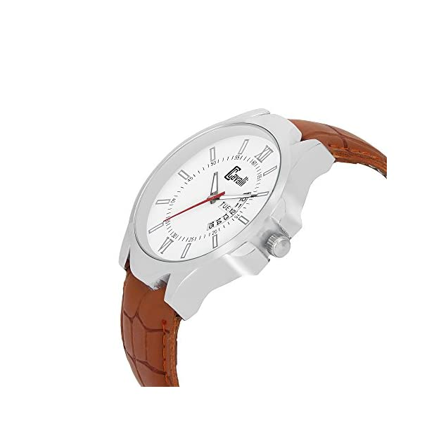Cavalli Exclusive Series White Dial Day & Date Analogue Boys And Mens Watch-Crcw516