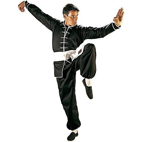 Fuji Mae - Traje de Kung Fu Ribeteado, talla 7 - 200CM