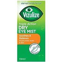 VIZULIZE Dry Eye Mist, 410 g preisvergleich bei billige-tabletten.eu