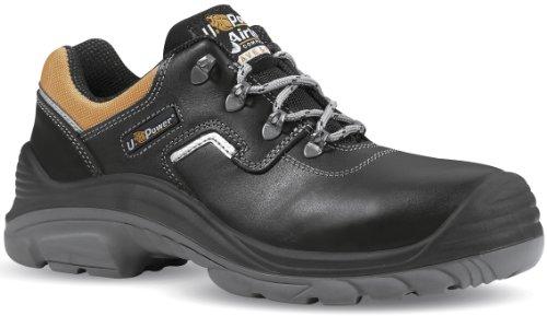 U-POWER  BEAST, Chaussures de sécurité pour homme noir