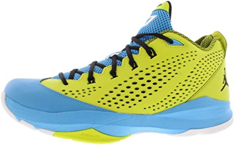 Nike Jordan CP3. VII de gimnasio para hombre rojo/polvo oscuro azul/negro zapatillas de baloncesto  -
