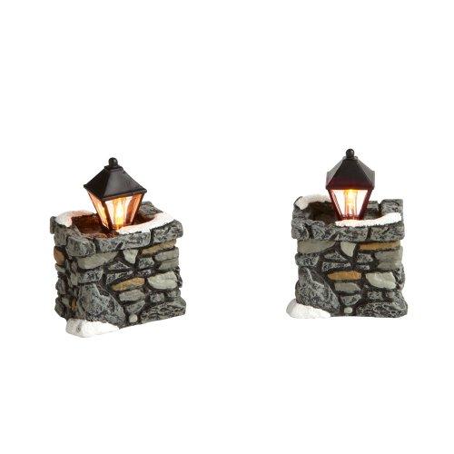 Department 56 Village Cross Product Limestone Lamps