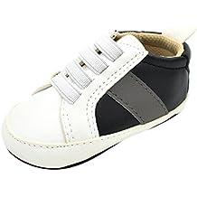 e0f2fcdd0be YanHoo Zapatos para niños Zapatillas de Deporte Antideslizantes para bebés  de Color a Juego Newborn Kids