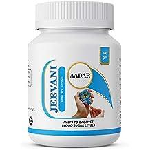 JEEVANI Ayurvedic Powder for Diabetes and Detox 100 GM, with Neem and Aloe Vera