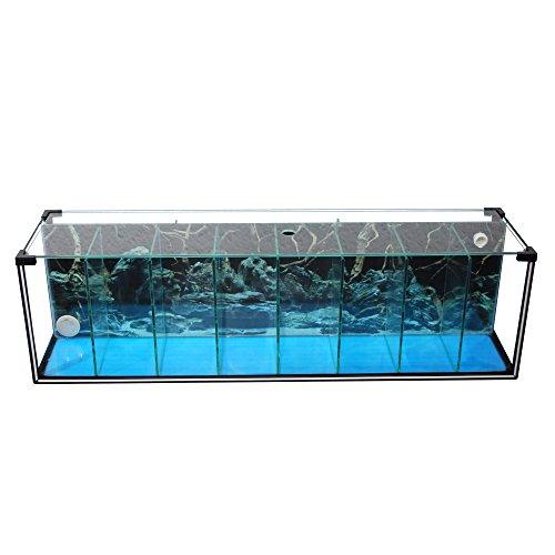 Aquarium Zucht-Becken Betta 38 L, Garnelen-Aquarium, Aufzucht-Aquarium, Kampffisch-Aquarium