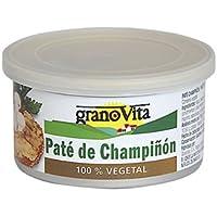 Granovita Pate Vegetal Champiñón - 125 gr