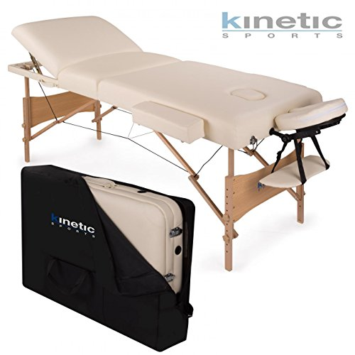 Kinetic Sports - Massageliege MB03 3 Zonen