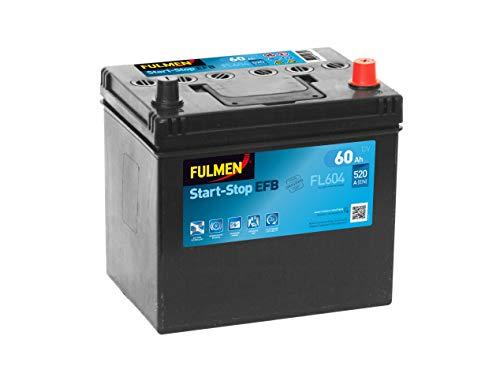 FULMEN - Batterie EFB FULMEN FL604