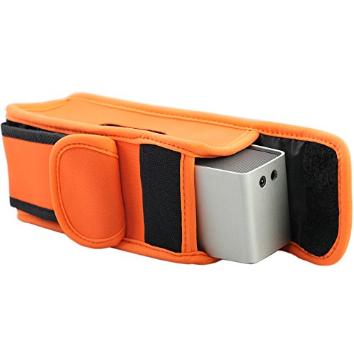Orange Soft Carry Case Tasche Bag Pouch for Bose Soundlink Mini Bluetooth Speaker II 2 Soft Carry Case