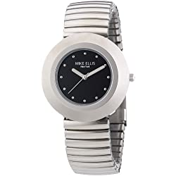 Mike Ellis New York Women's Quartz Watch L2234ASM/2 L2234ASM/2 with Metal Strap