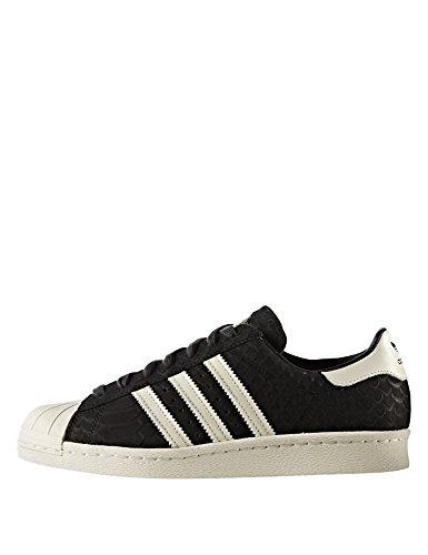 Sport scarpe per le donne, colore Nero , marca ADIDAS ORIGINALS, modello Sport Scarpe Per Le Donne ADIDAS ORIGINALS SUPERSTAR 80s W Nero negro