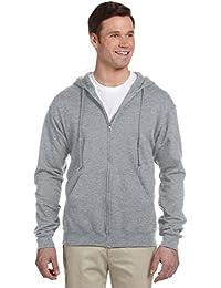 Jerzees–NuBlend Full Zip Hooded