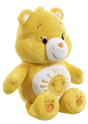 Image of Care Bears Bean Toy: Funshine Bear