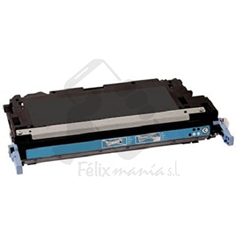 Toner Cyan Compatible para HP Q6471A / 3600 / 3600DN / 3600N / Canon 717C TO224 Envio 48/72H