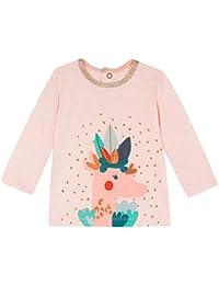 Catimini Camiseta de Manga Larga Bebé-para Niñas