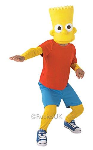 Bart-Simpson-The-Simpsons-Childrens-Disfraz