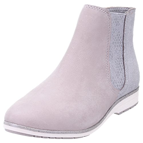 MARCO TOZZI Ankle Boot - Grau 38 EU