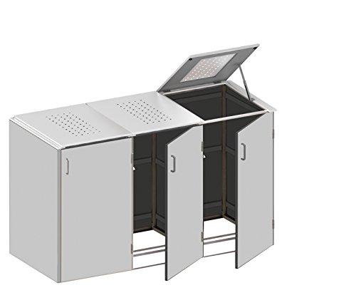Mülltonnenbox Binto 3