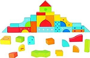 GOKI- Puzzles 3DPuzzles 3DGOKIJuego de Mesa, Barnizado, Multicolor (1)