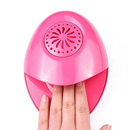 Portable Mini Séchoir à ongles Doigt Doigt de pied Ongles Gel polonais Art Séchoir Ventilateur Fan Lampe à ongles Manucure Modèle Clou Art Outil