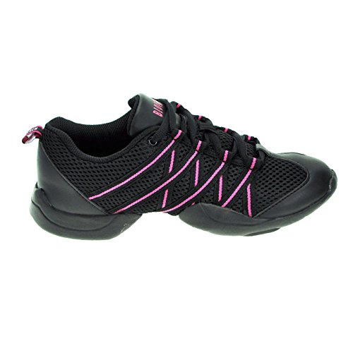 Bloch 524 PINK Criss Cross Sneaker 6 UK 9
