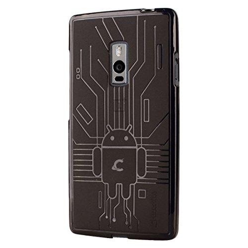 CruzerLite Bugdroid Schlussfall für OnePlus Two Rauchen