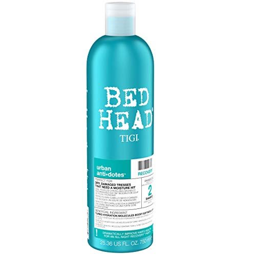Tigi Bed Head Recovery Shampoo, 1er Pack (1 x 750 ml)