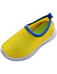 Amazon.es: Amarillo - Aire libre y deporte / Zapatos para niña ...