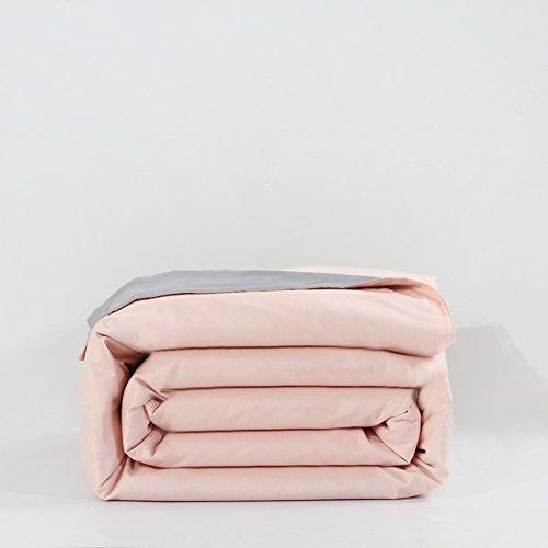 Unico pezzo completo Comforter set/ attività solida trapunte/Doppia tinta calda trapunta-M 180x200cm(71x79inch)