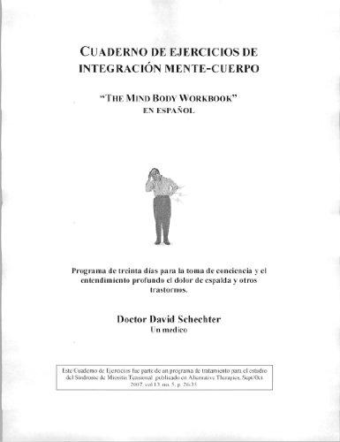 Libro De Ejercicios De Integracion Mente-Cuerpo por David Schechter