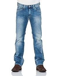 Pepe Jeans Kingston Zip, Jean Droit Homme