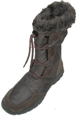 Ara 49135 Ischgl Damen Stiefel Gore Tex Grau