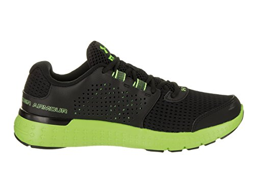 Under Armour Ua Micro G Fuel Rn, Chaussures de Running Homme Noir (Black)