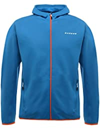 Dare2b Mens Ratify Core Stretch Full Zip Fleece Jacket