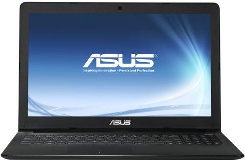 Asus F502CA-XX138D 39,62 cm (15,6 Zoll) Notebook (Intel Pentium 2117U, 1,8GHz, 4GB RAM, 320GB HDD, Intel HD, kein Betriebssystem) schwarz 1,8 Ghz Notebook