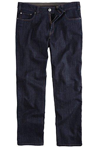 JP 1880 Herren große Größen bis 66, Jeans-Hose, 5-Pocket-Form, Denim Hose im Regular Fit, Stretch-Comfort, Baumwolle darkblue 62 703353 93-62