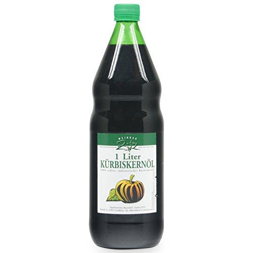 Steirisches Kürbiskernöl 1l (3 x 1l)