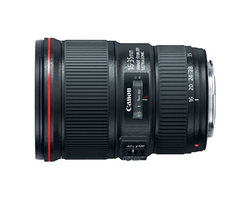 Canon EF 16–35mm f/4L IS USM Lens–Camera Lenses