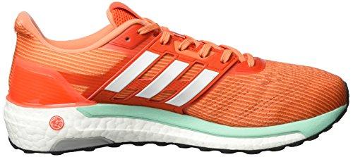 adidas Damen Supernova Laufschuhe Orange (Energy/Ftwr White/Easy Orange)