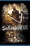 : six feet under a decade in the grave POSTERFLAGGE (Haushaltswaren)