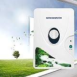 ANSUNEL Ozonizador doméstico Digital generador de ozono ionizador purificador de Aire