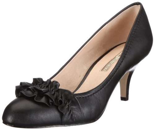 Buffalo London 107-1079-4 KID LEATHER 106533, Scarpe eleganti donna - Nero, 39 EU