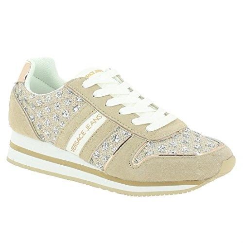 Versace Jeans Linea Fondo Stella Dis1 Suede Glitter Pois Textile  E0VRBSA170028723, Basket 31a48aa92b7
