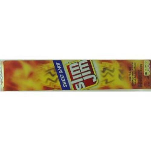 slim-jim-giant-sweet-hot-sticks-097-oz-each-24-in-a-pack-by-slim-jim