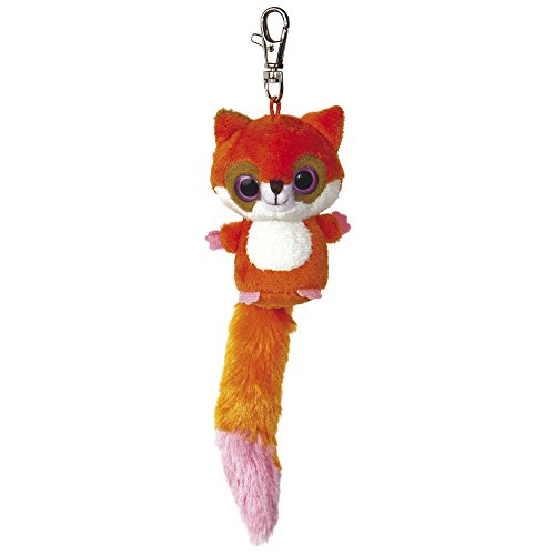 aurora-world-3-inch-yoohoo-and-friends-ruby-fox-mini-key-clip-red