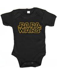 ::: PAPA WARS ::: Baby Body für Mädchen & Jungen