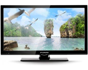 Funai 22FEB7714/10 55 cm (22 Zoll) Fernseher (Full HD, Triple Tuner)