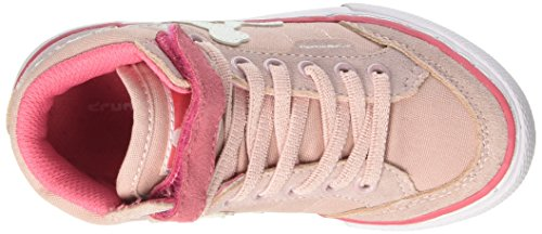 DrunknMunky Boston Classic, Chaussures de Tennis fille Rosa (Light Pink/Rose)